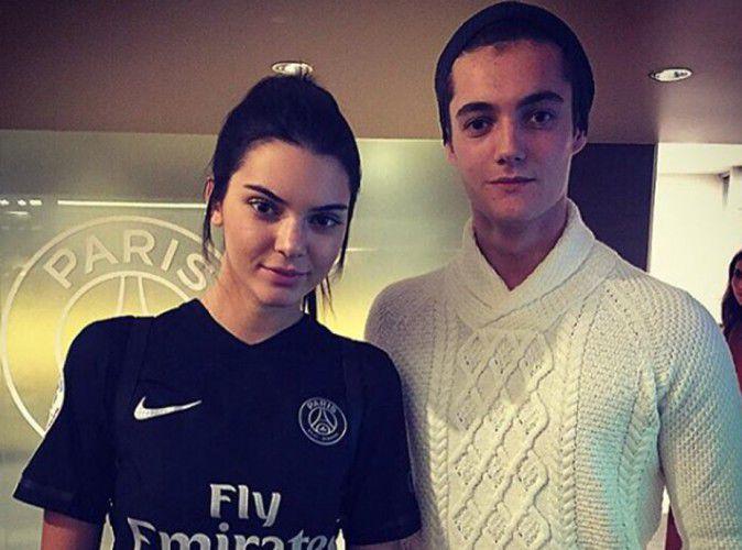 Louis Sarkozy rencontre Kendall Jenner !