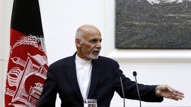 Afghanistan. Deux crânes humains retrouvés au palais présidentiel
