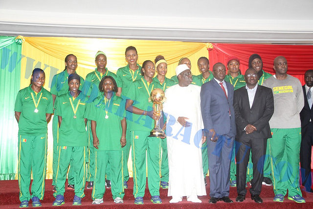 Victoire à l'Afrobasket : Moustapha Niasse félicite les Lionnes