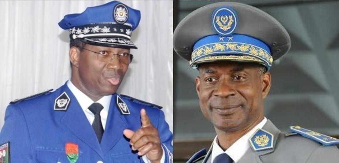 Burkina : 11 chefs d'accusation contre Djibrill Bassolé et Gilbert Diendéré