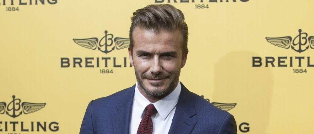 David Beckham : «Zidane, je dois dire...L'un des joueurs les plus humbles»