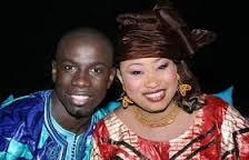 Djiby Dramé et maman chérie : Le couple heureux a baptisé son deuxième enfant