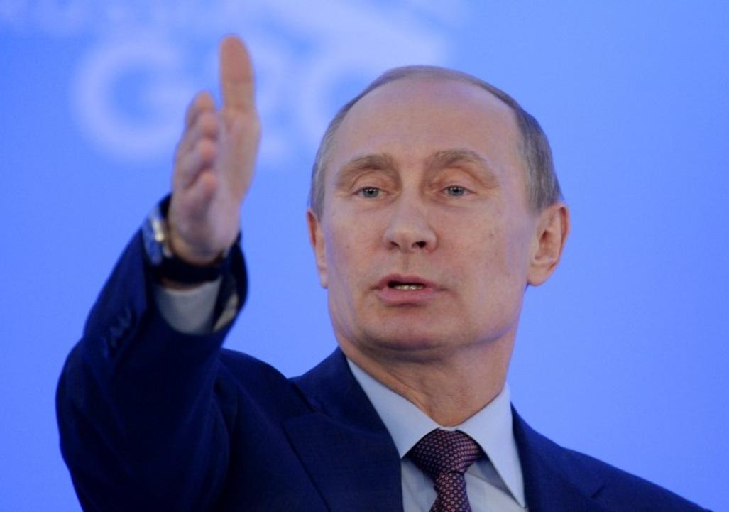Pour son 63 ème anniversaire : Vladimir Poutine s'offre 7 buts