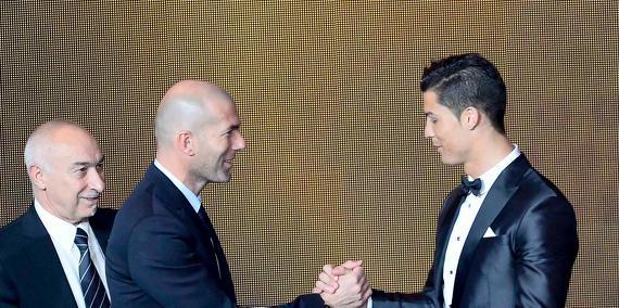 Real Madrid : Quand Zidane snobe Cristiano Ronaldo…