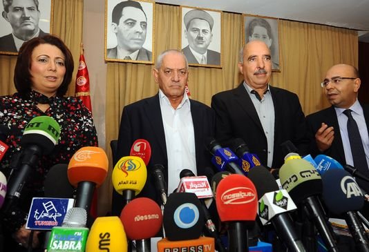 URGENT : Le prix Nobel de la Paix 2015 attribué au quartet du dialogue national tunisien