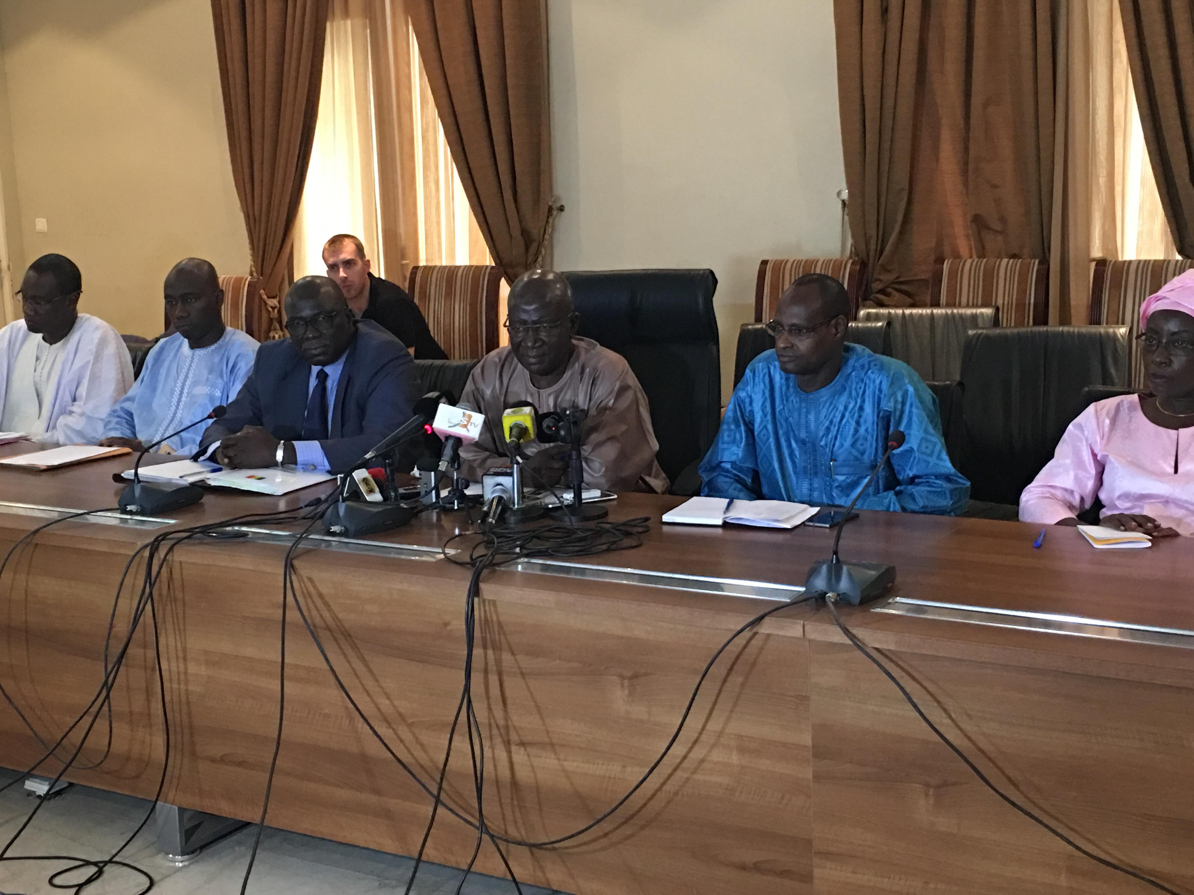 Bousculade à Mouna : Le nombre de sénégalais décédés passe à 61 et 4 non identifiés