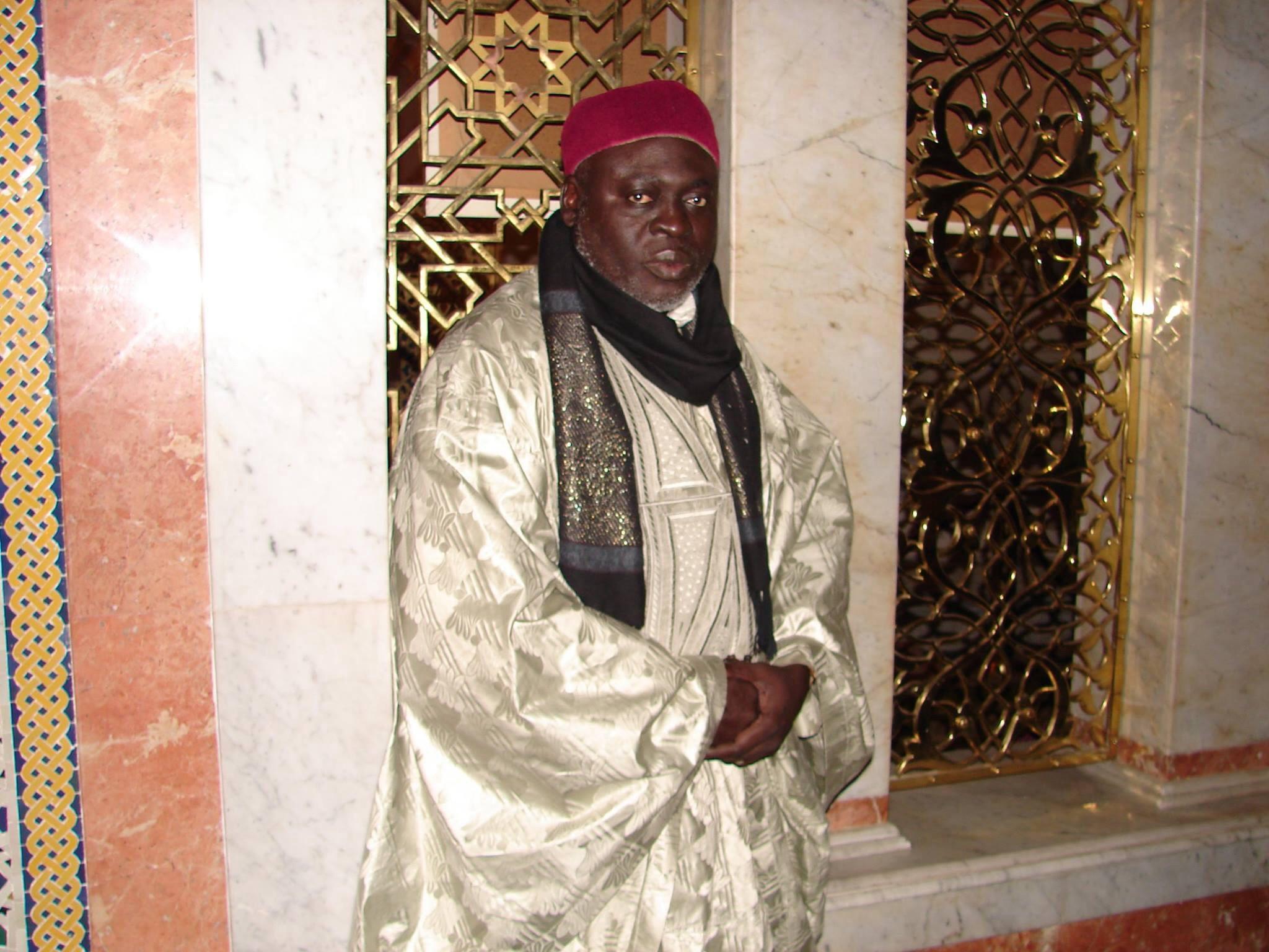 La famille Niassène en deuil : Serigne Mahmoud Ibrahima Niasse inhumé au cimetière de Médina Baye