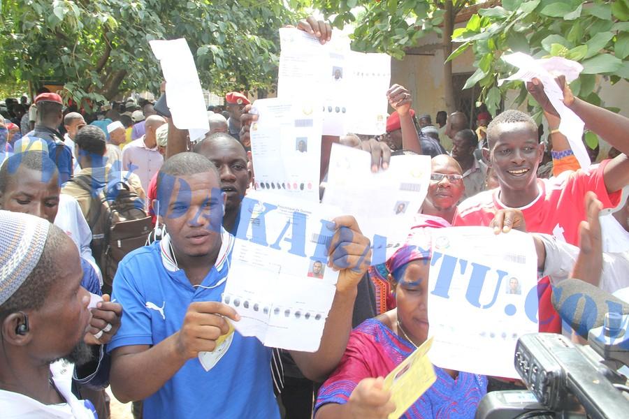 Elections en Guinée : Des cas de fraude massive recensés dans plusieurs sous-préfectures