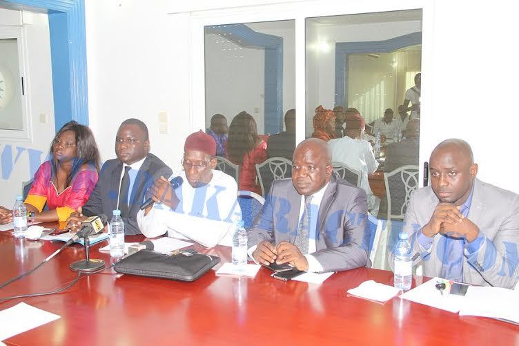 DÉCLARATION : Le cadre de concertation analyse la situation du pays et révèle les décisions de l'opposition