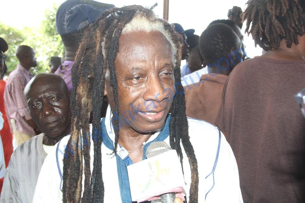 """Ouza Diallo sur feu Moussa N'gom : « C'était un vrai """"baye Fall"""", un saint, il a réussi sa mission! »"""