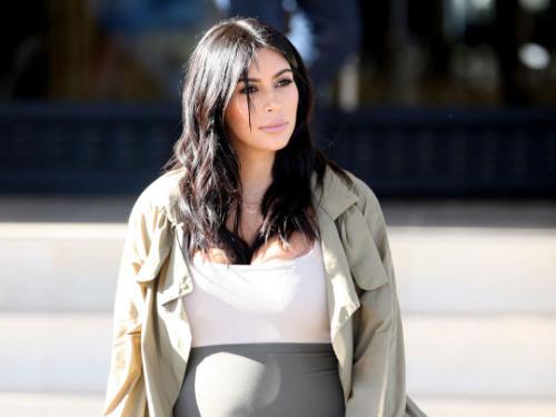 Kim Kardashian souffrirait de diabète gestationnel
