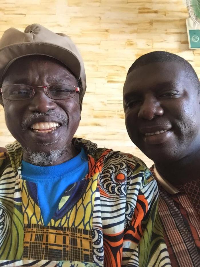 Fallou Dieng à propos de Moussa N'gom : « Il n'a pas échoué… »