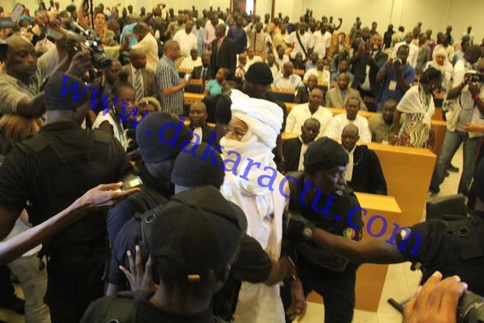 Avocat boudeur : Me Abdou Gningue n'a pas apprécié la remarque du juge Gustave Kam