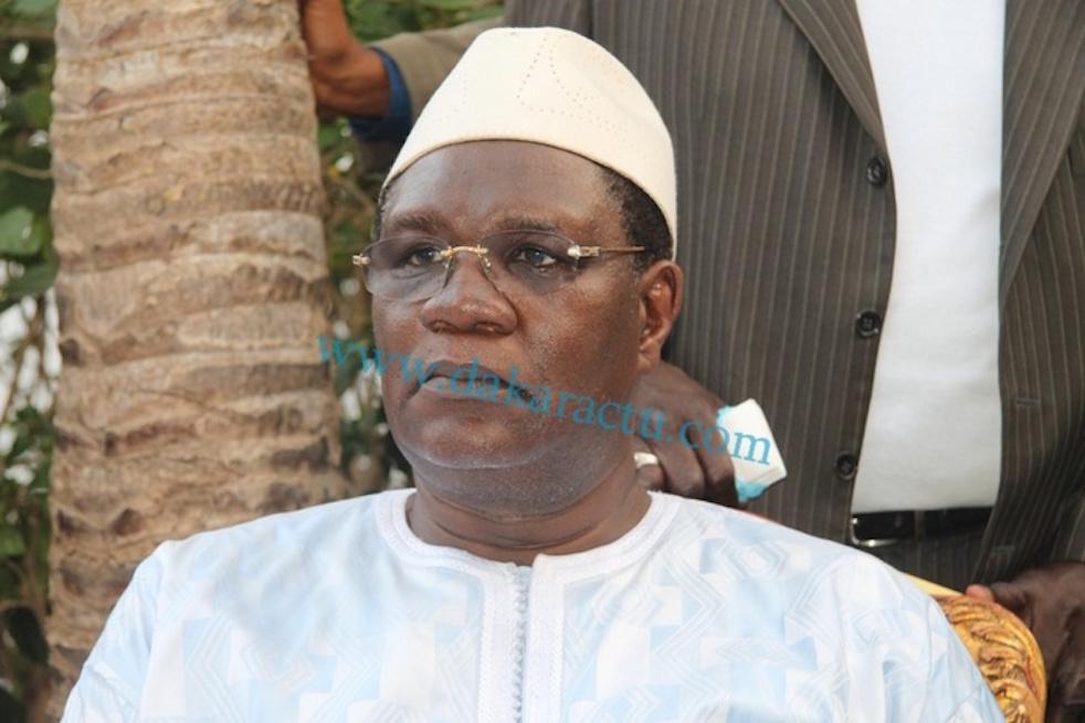Groupe des libéraux et démocrates : Ousmane N'gom quitte le navire et devient non-inscrit