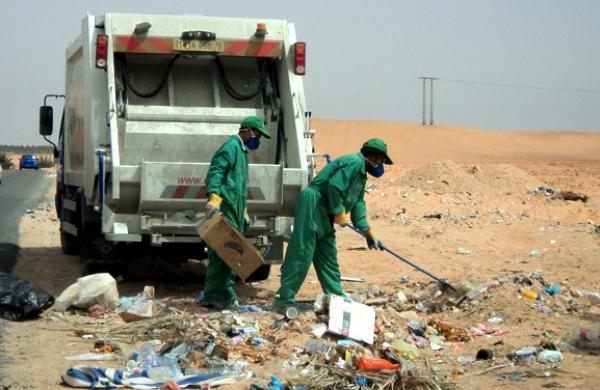 MAGAL 2015 - Touba évalue la phase opérationnelle de la gestion des déchets