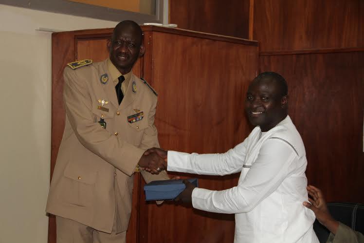 """Leçon inaugurale de Dr. Bakary Sambe au CHEDS sur les nouvelles menaces : """"Prévenir pour ne pas avoir à intervenir!"""""""