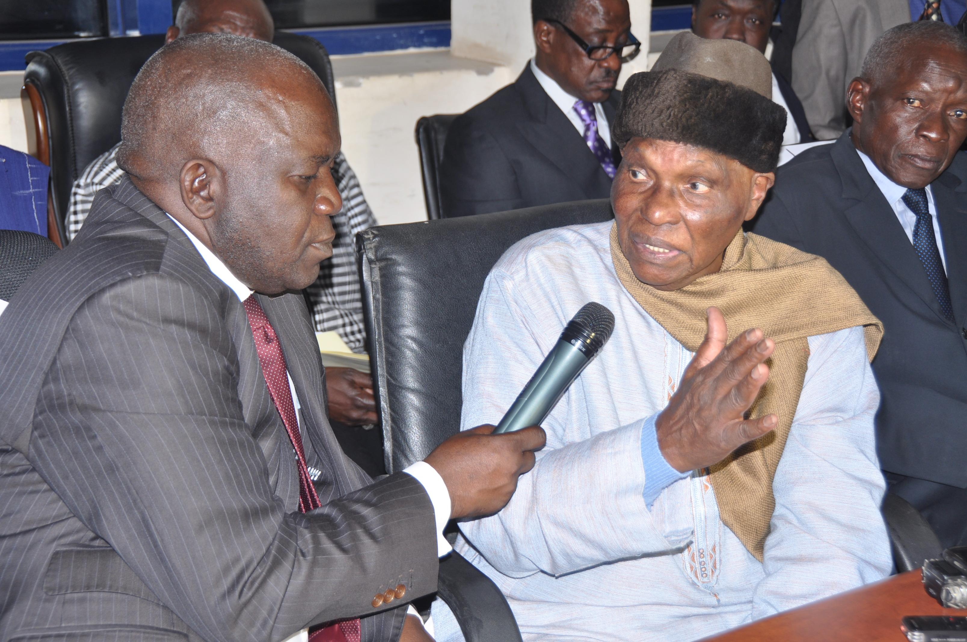 Assemblée nationale : Me Wade interdit à Fada de créer un groupe parlementaire au nom du PDS
