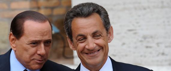 Nicolas Sarkozy éreinté par Silvio Berlusconi dans un livre d'entretiens du Cavaliere