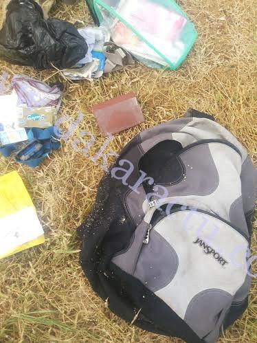 CORNICHE OUEST : Un italien chute et meurt sur le coup... (IMAGES)