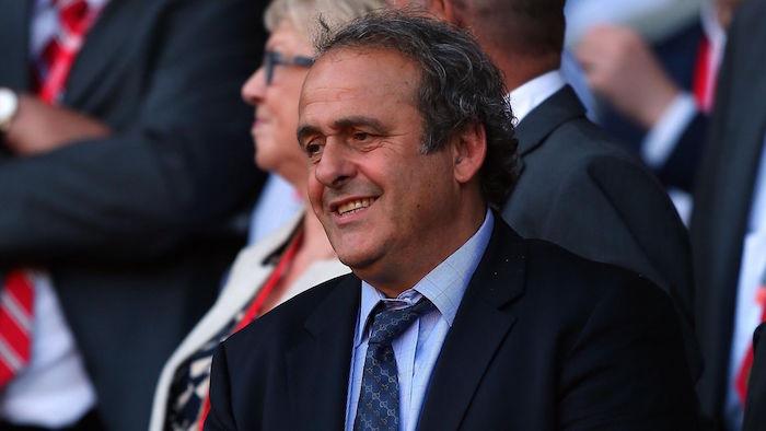 Malgré la tourmente, l'UEFA fait front derrière Platini