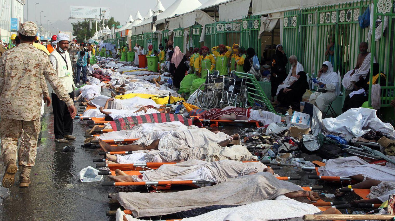 Le bilan de la bousculade de La Mecque s'alourdit à 1 753 morts