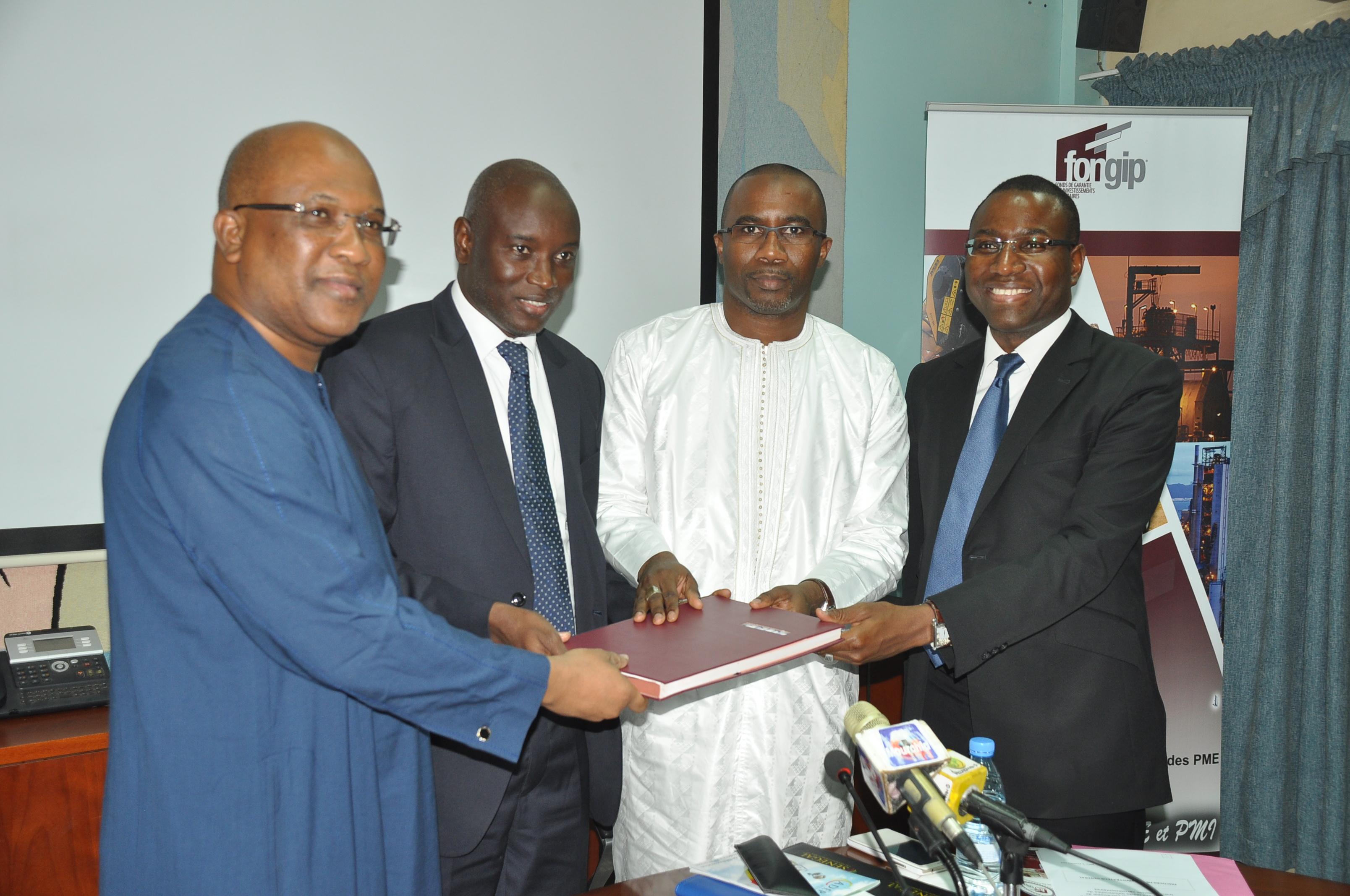 Le Ministère de l'Industrie et des Mines et le FONGIP mettent en place un sous-fonds industriel