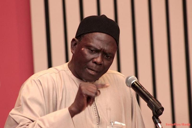 Moustapha Diakhaté, le président du groupe parlementaire BBY, dénonce l'attribution de la gestion de l'autoroute à péage à la Senac