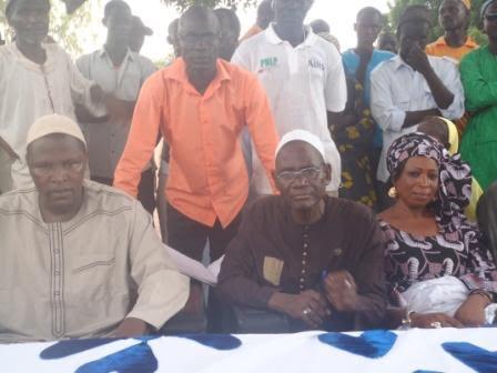 M. BOUBACAR BALDE, Maire de Kahène : « Macky a dit 5 ans, nous allons l'aider à respecter sa parole! »