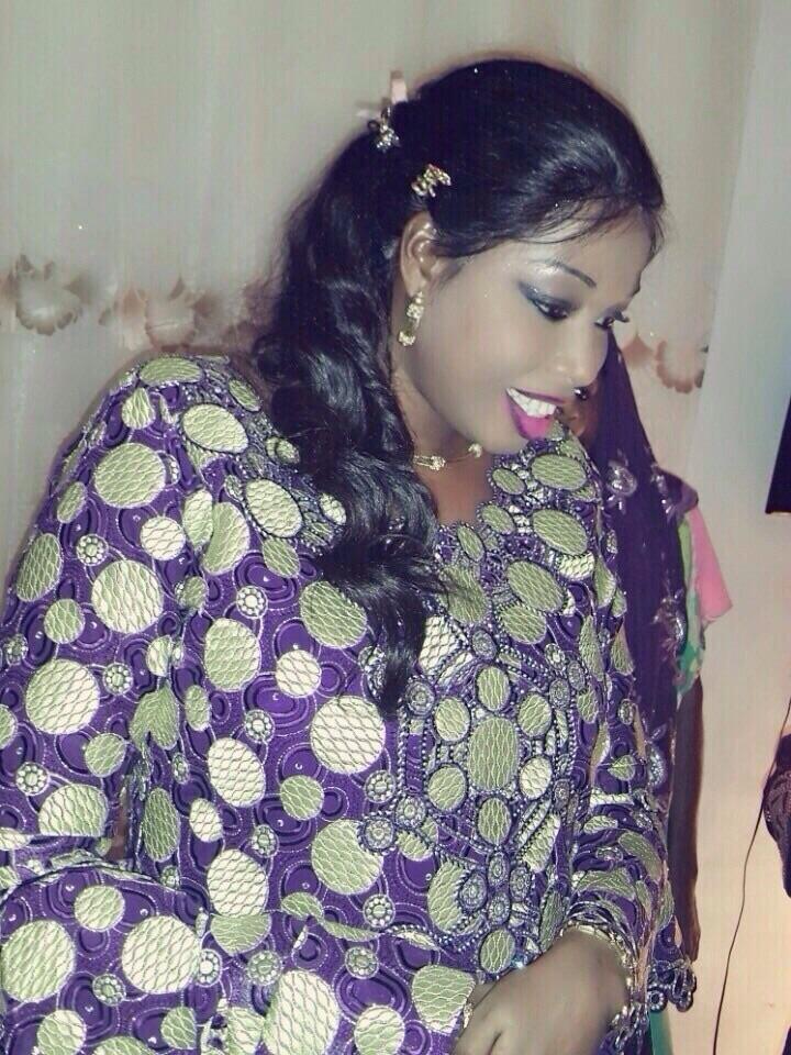 Voici Sokhna Wouly Kébé, petite-fille de Serigne Saliou et épouse de Serigne Basse Abdou Khadre Mbacké