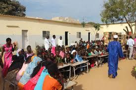 IEF de Bignona 1 et 2 : Orphelins et enfants en situation difficile recoivent des kits scolaires
