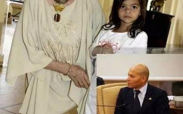 Rebeuss : Les filles de Karim Wade ont rendu visite à leur père