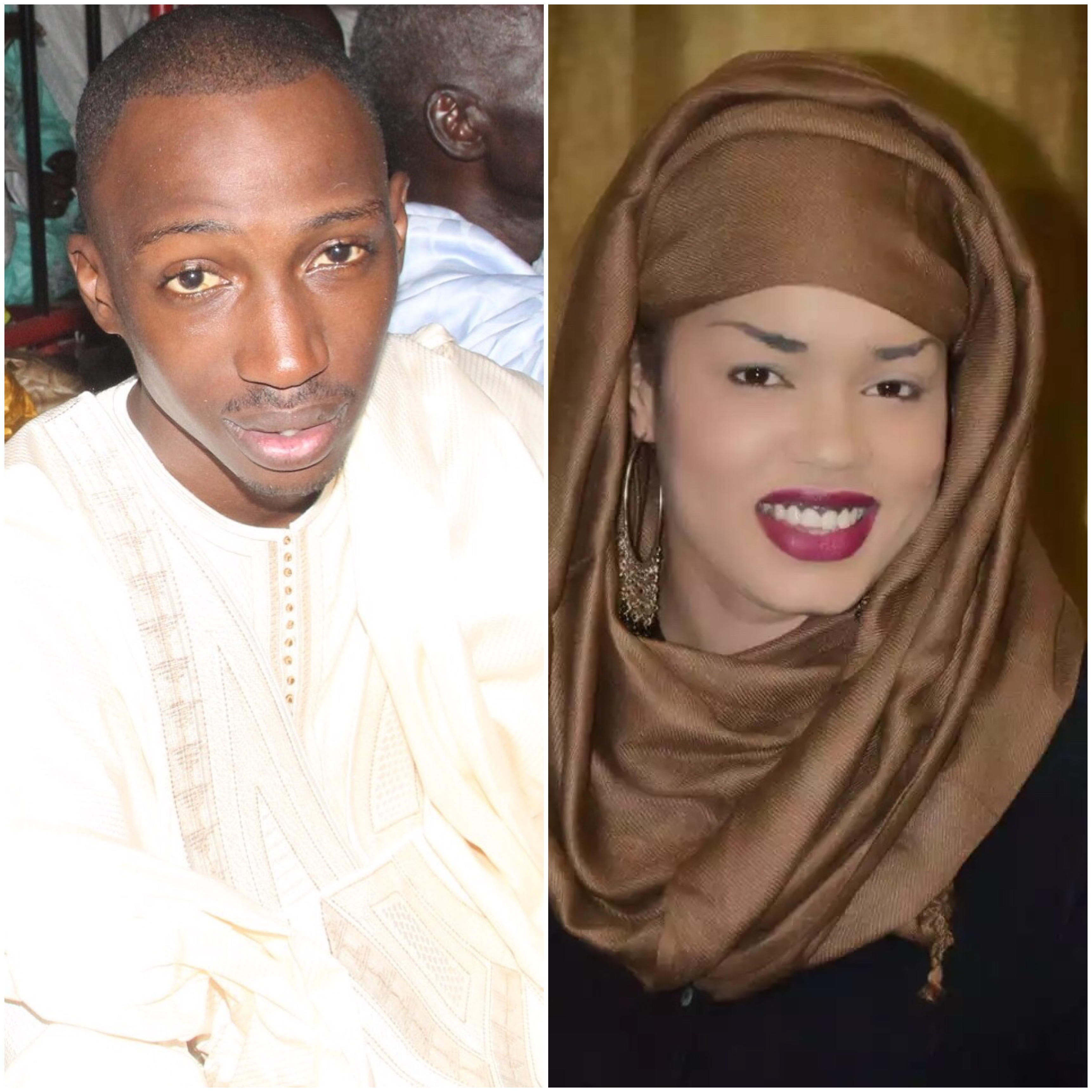 Mara Ndiaye, le boss de LCS, se marie aujourd'hui avec son animatrice Rama Aïdara