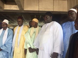 Semaine Cheikh Ahmadou Bamba au Gabon :  Cheikh Bass et sa délégation reçus par le président Ali Bongo