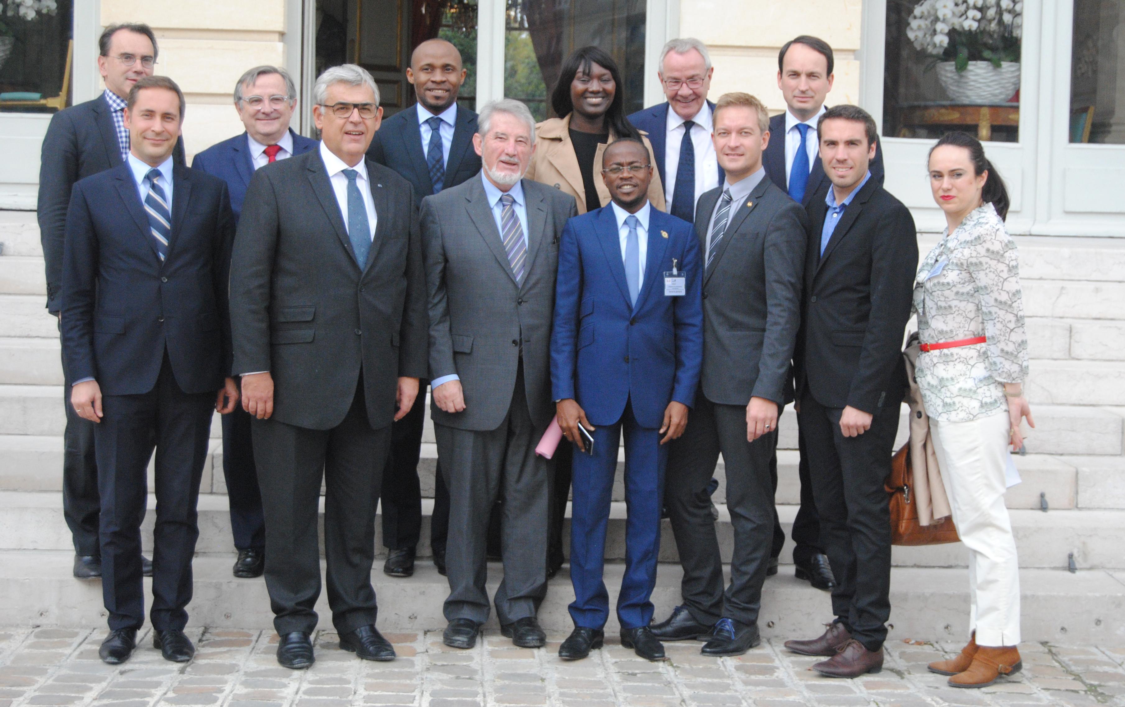 Assemblée consultative de la Francophonie : De jeunes parlementaires porteurs du projet francophone