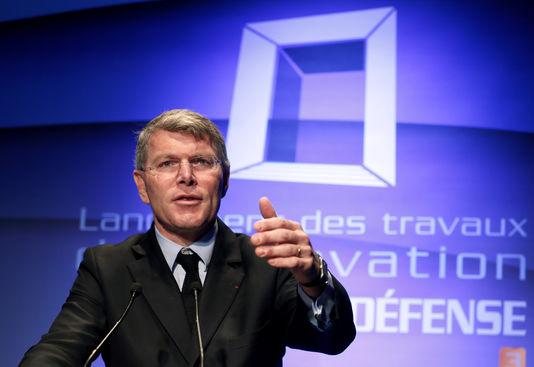 Le PDG d'Eiffage, Pierre Berger, est mort