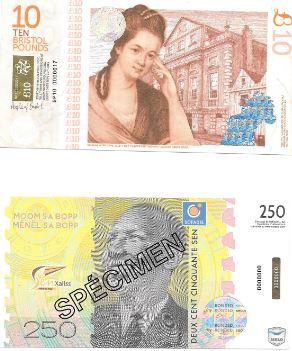 Sensibilisation sur le projet de monnaie complémentaire locale : Voici le prototype utilisé