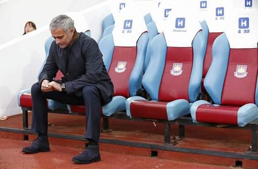 Mourinho bientôt viré?