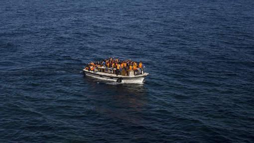 Plus de 700.000 migrants ont déjà traversé la Méditerranée