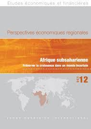 Perspectives économiques régionales : L'Afrique subsaharienne doit faire face à un environnement qui se dégrade (RAPPORT)
