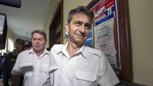 """""""Air cocaïne"""": la fuite rocambolesque des deux pilotes"""