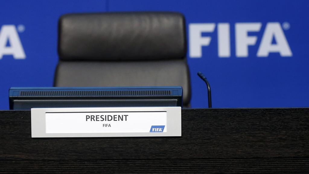 Football : les candidats à la présidence de la Fifa