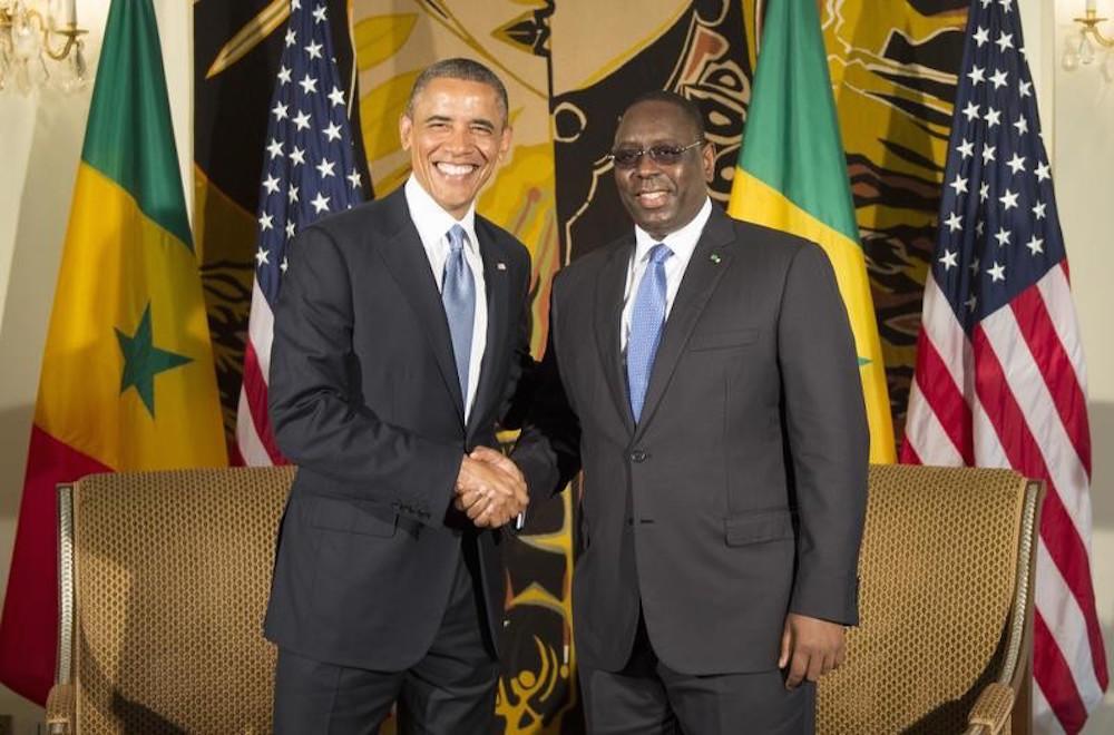 Obama salue le leadership du président Macky Sall dans la résolution rapide de la crise au Burkina Faso