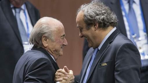 Blatter précise son accusation contre Platini et Sarkozy