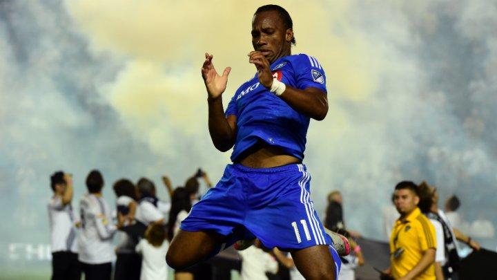 Drogba envoie Montréal en quart de finale de la MLS