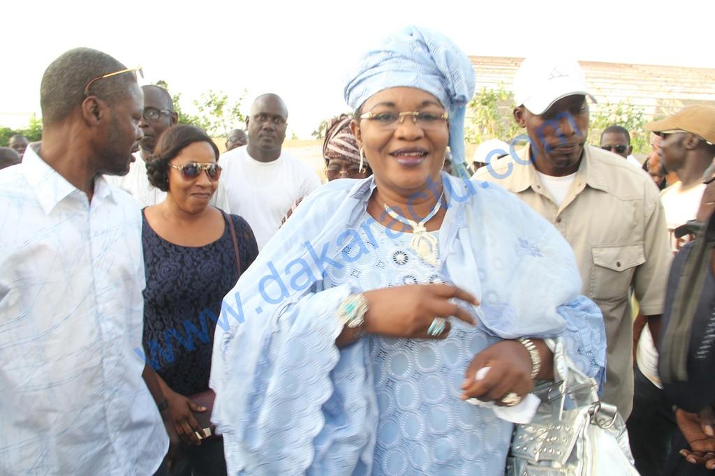 Rassemblement de l'opposition : Aïda M'bodj relève une grosse fraude en vue de la Présidentielle