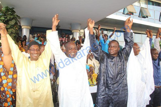 Résolution des responsables de la région de Dakar des partis de l'opposition