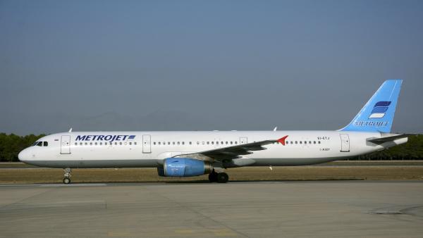 EGYPTE : Un avion de ligne russe s'écrase dans le Sinaï avec 224 passagers à bord