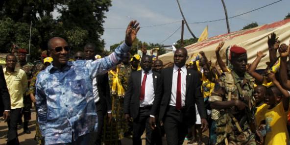 GUINÉE : La Cour constitutionnelle valide la réélection du président Condé au 1er tour (Jeune Afrique)