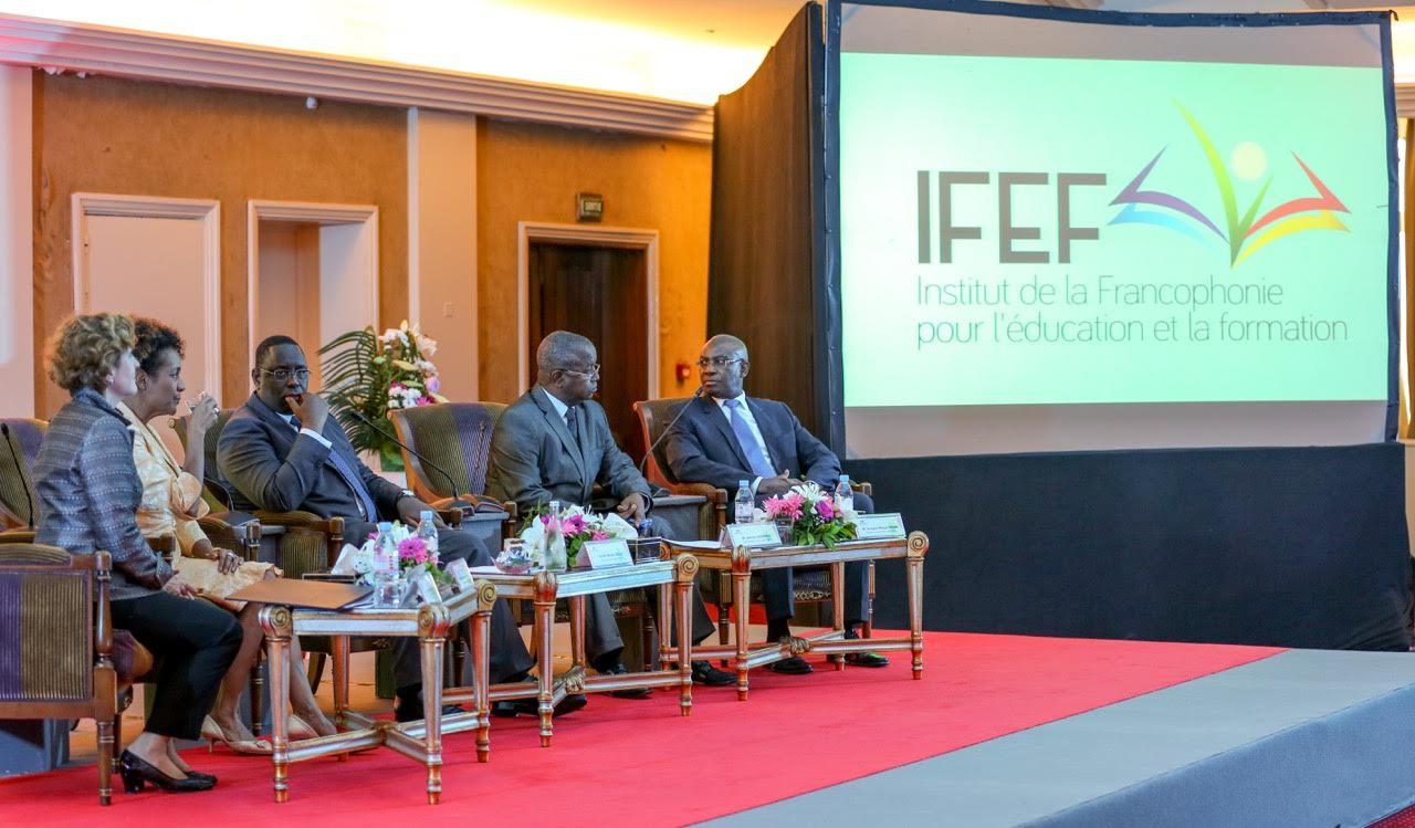 Le rêve de Mr Pierre Elliot Trudeau : Montréal au Sénégal devrait abriter l'Institut de la Francophonie pour l'éducation et la formation (IFEF).