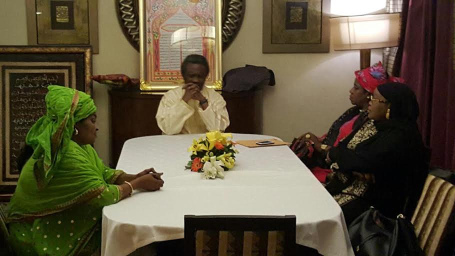 Serigne Modou Kara M'backé réconcilie la chanteuse Mada Ba avec sa soeur